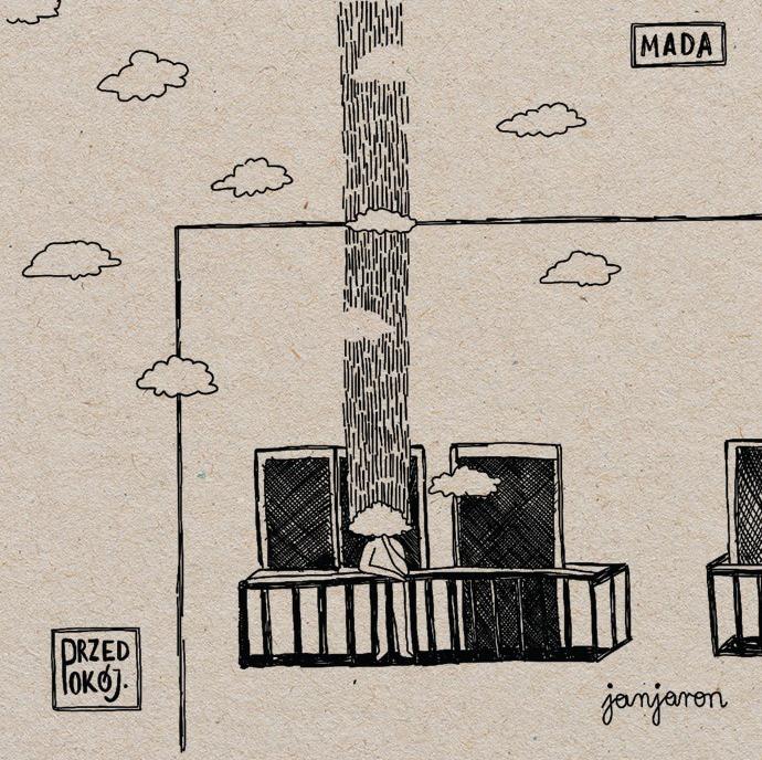 Mada - Przedpokój EP (2019)